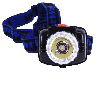 HEADLAMP 1LED 100 LUMENS 3 AAA BATTERIES INCLUDED