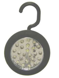 CABINET LIGHT 24 LED W/HOOK AND MAGNET ASSORTED COLOUR
