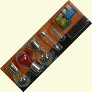 AUTO BULB KIT WITH FUSE 