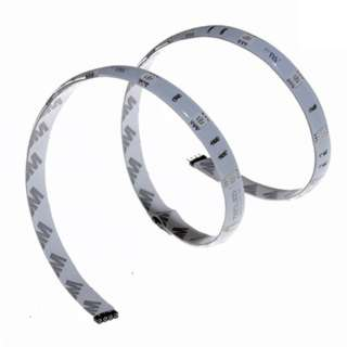LED FLEXIBLE STRIP WARM WHITE 1F IP65 12VDC 240MA 2.8W