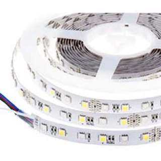 LED FLEXIBLE STRIP WHITE 12V 5M WATERPROOF IP65 5050 SMD 12V@4A