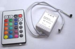 LED CONTROLLER W/ REMOTE FOR LED STRIP