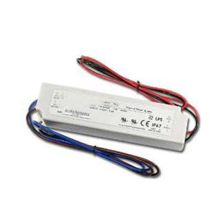 LED PSU 12VDC 5A 60W WATERPROOF IP:100-240VAC