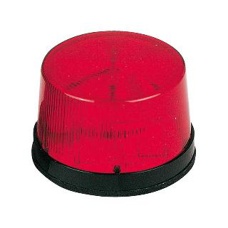 STROBE LIGHT 12VDC RED FLASHING LED