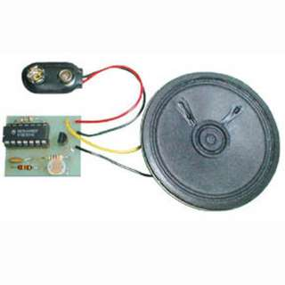 LIGHT SENSITIVE SOUND GENERATOR 