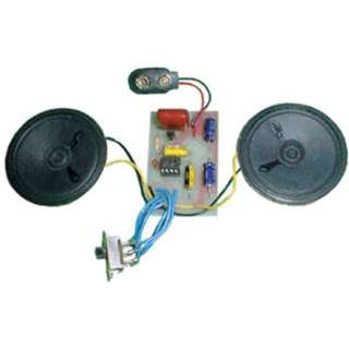 INTERCOM KIT 2 WAY 
