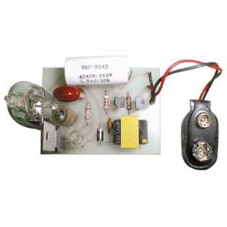STROBE WARNING FLASHER 9VDC 