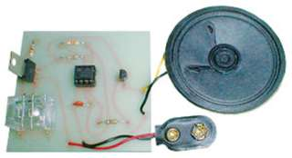 TURN-OVER ALARM 