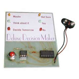 DELUXE DECISION MAKER 