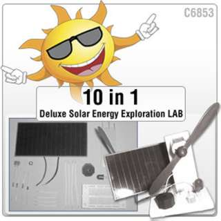 SOLAR ENERGY LAB 10-IN-1 