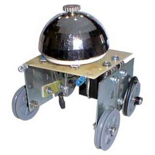 CHROME DOME LINE TRACING ROBOT 