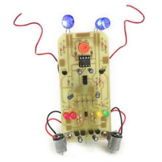 ELECTRIC SLIDER LEARN TO SOLDER ROBOT