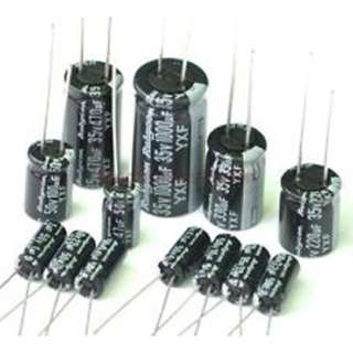 CAP LYT RDL ASSORTED 100UF 220UF 470UF 50V 105C 2PCS EACH