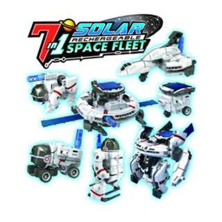 SOLAR KIT 7 IN 1 SPACE FLEET 