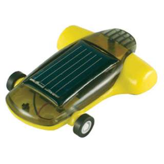 SOLAR POWERED RACE CAR KIT 