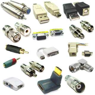 ADAPTERS (CONNECTORS)