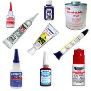 ADHESIVES (GLUE)