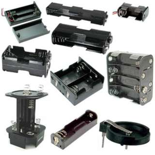 BATTERY HOLDERS & ACC.