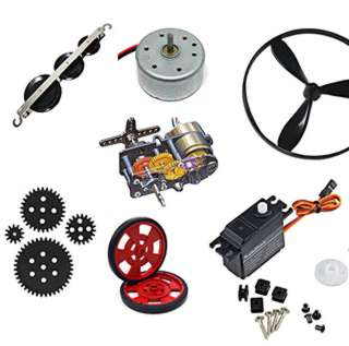 MOTORS GEARS AND PUMPS