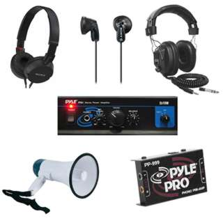 MUSIC AND SOUND PRODUCTS