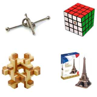 PUZZLES AND BRAIN TEASERS