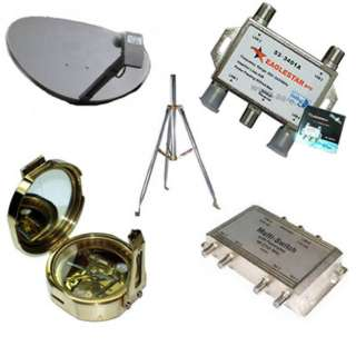 Satellite Products