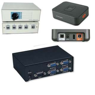 DATA SWITCH BOXES