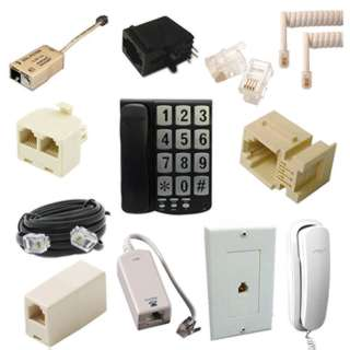 TELEPHONE AND ACCESSORIES