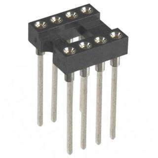 IC SOCKET WIRE WRAP PINS