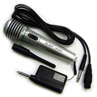 MICROPHONE WIRELESS/WIRE 600R 30M 80-13000HZ