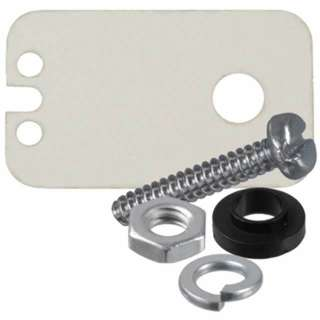 TRANS MOUNTING KIT FOR TO-220 MICA/HDWR