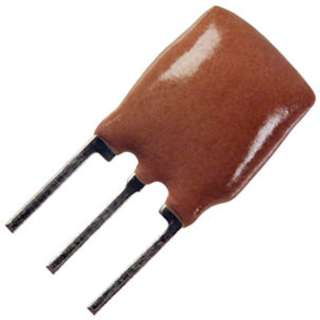 RESONATOR 4.5MHZ 3PIN CERAMIC 