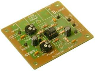AUDIO STEREO PRE-AMPLIFIER 
