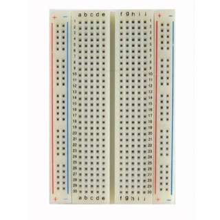 BREADBOARD 2 STRIP 2.1X3.5IN 400 TIE POINTS