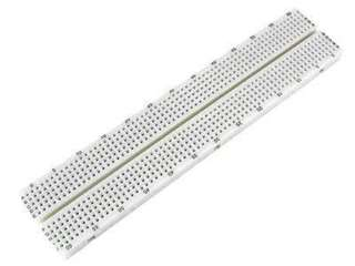 BREADBOARD 2 STRIP 1.4X6.5IN 630 TIE POINTS