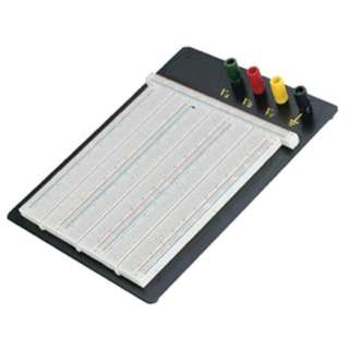 BREADBOARD 6 STRIP 9X7IN 2390 TI TIE POINTS WITH BINDING POST