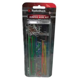 WIRING KITS FOR BREADBOARD 140PC 22AWG SOLID JUMPER WIRES