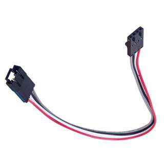 JUMPER WIRE MALE FEMALE I2C 4PIN 8IN LONG