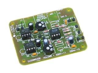 STEREO AMPLIFIER 