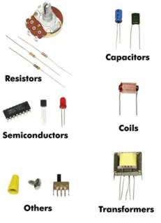 ELECTRONIC COMPONENT KIT 