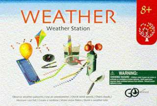 WEATHER STATION-AGES 8+ 