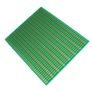 PCB ETCHED SS 3X4IN 2 HOLE PADS 