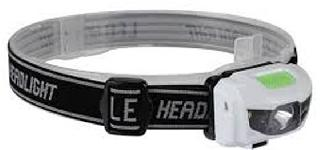 HEADLAMP 5LED RECHARGEABLE 