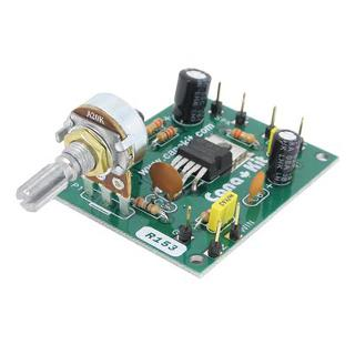 AMPLIFIER 7W USING IC TDA2003 IC