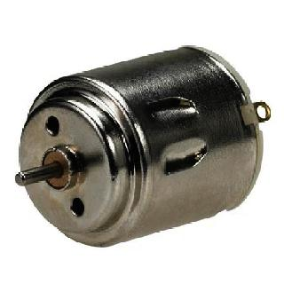 MOTOR DC MINIATURE 1.5-3 VOLTS 350MA  SHAFT LENGTH:8.5MM FLAT