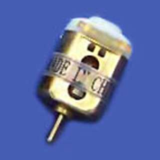 MOTOR DC MINIATURE 1.5-3 VOLTS 380MA SHAFT LENGTH:7MM ROUND