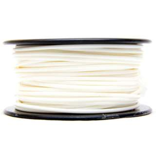 3D FILAMENT PETG WHITE 1.75MM 1KG 2IN CENTER HOLE
