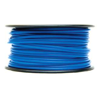 3D FILAMENT PLA BLUE 3MM 0.5KG 1.25IN CENTER HOLE
