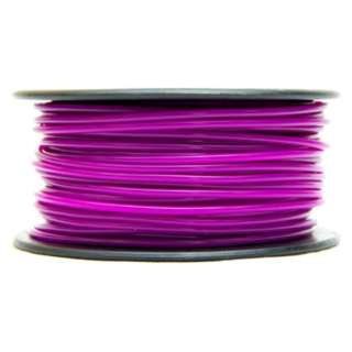 3D FILAMENT ABS PURPLE 3MM 0.5KG 1.25IN CENTER HOLE