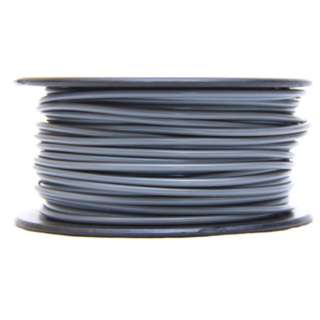 3D FILAMENT PLA GREY 3MM 0.5KG 1.25IN CENTER HOLE